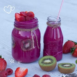Very Berry and Beetroot 'Super Smoothie'