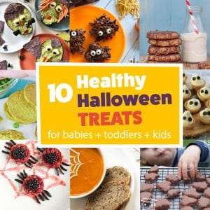 10 healthy Halloween Treats to Make Right Now
