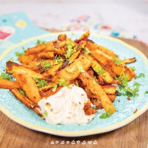 Low Carb Veggie Fries - How to Get Kids to Eat Vegetables