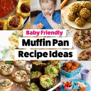 8 Muffin Pan Lunch Ideas