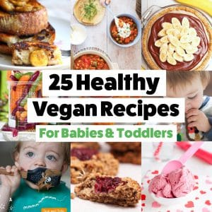 25 Healthy Vegan Recipes for Kids