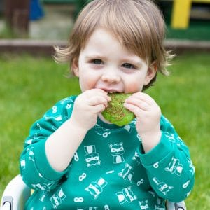 St. Patrick's Day Baby & Toddler Recipes Created by an Irish Mum
