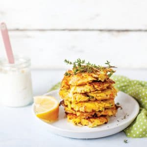 Potato, Cabbage, and Carrot Healthy Hash Browns