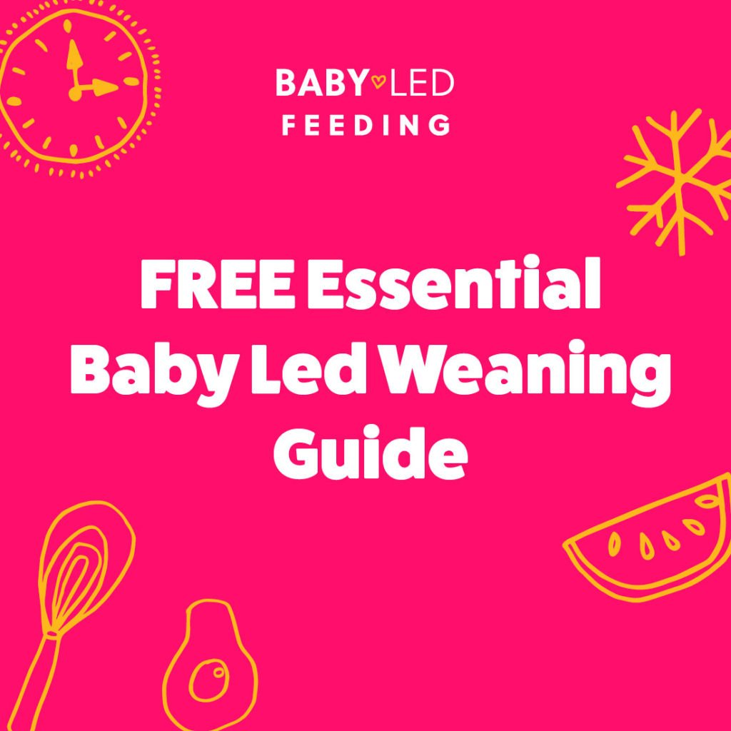 How to start baby led weaning a complete beginners guide
